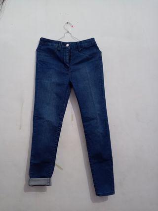 colorbox highwaist jeans