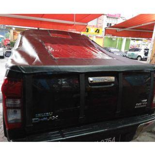 Isuzu DMAX ALL NEW (2013-2015) - Canvas