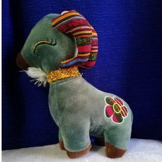 Goat/sheep plush toy