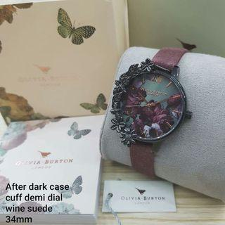 Olivia Burton After Dark Case 34mm