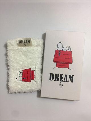 (大減價)Snoopy 頭戴 shower / bath / exercise hairband