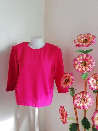 Hotpink Blouse
