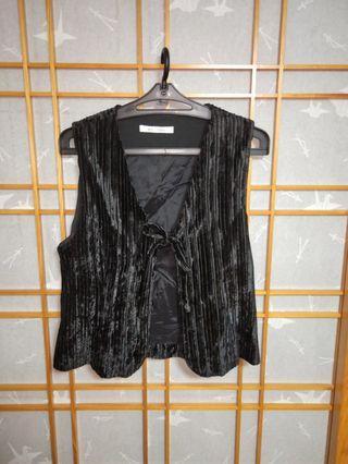 🚚 黑色背心長裙套裝