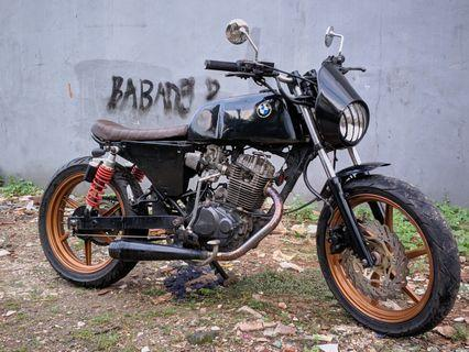 Motor custom basic Tiger 2007