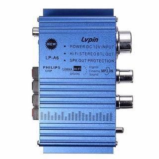 Car power amplifoer