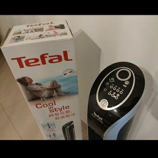 🚚 Tower Fan, Tefal, Eole Infinte, black