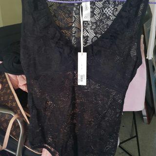 Glassons lace bodysuit