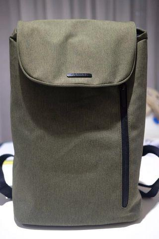Elecom Normas Backpack Olive Great Quality and Functional!