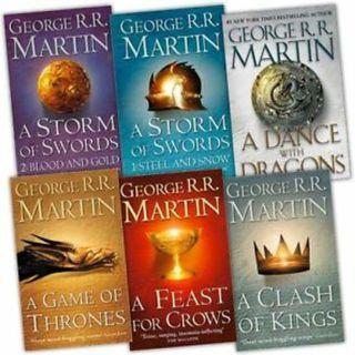 [Kindle]   Game of Thrones  冰與火之歌:權力遊戲 電子書 E-book