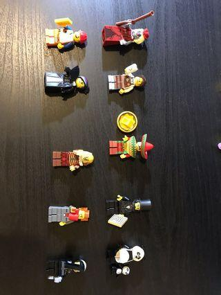 Lego Movie Minifigures Series 1