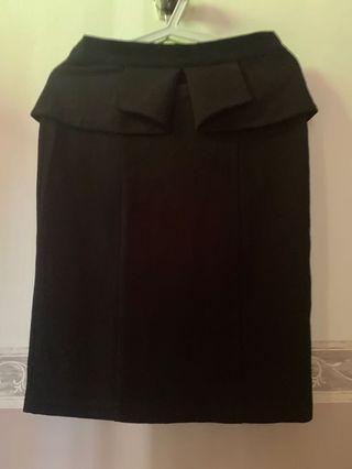 Black Skirt body n soul