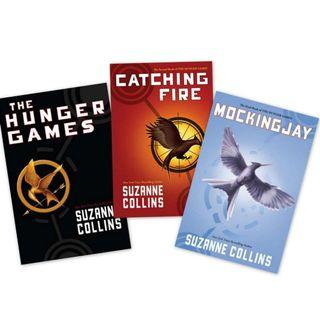 [Kindle]   The Hunger Games 飢餓遊戲三部曲 電子書 E-book