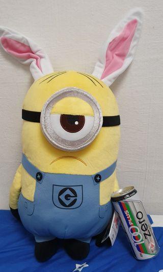 Bunny Minion plush