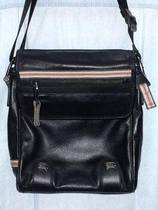 Burberry Original leather