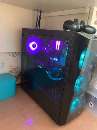 Cooler master masterbox lite 5 rgb 機箱