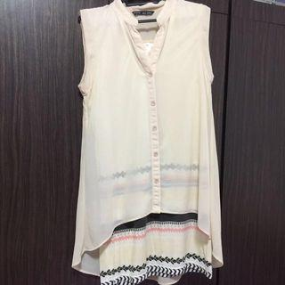 Pre-loved ~ Nude Colour dress