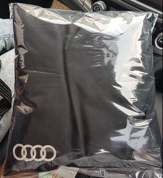 Audi car pillow