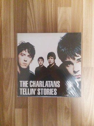 Vinyl LP Album : The Charlatans - Tellin' Stories