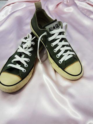 Sepatu Converse Grey☺️