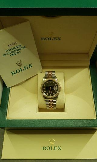 Rolex Men's Watches 16233