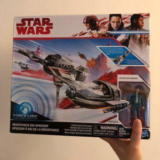 Star Wars Resistance Ski Speeder