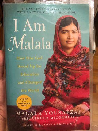 🚚 I am Malala 原文書