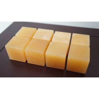 Fengshui Yellow Cubic Quartz 黄玉石