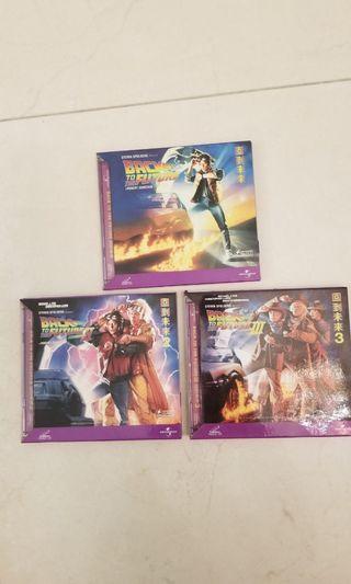 回到未來 VCD (1至3)