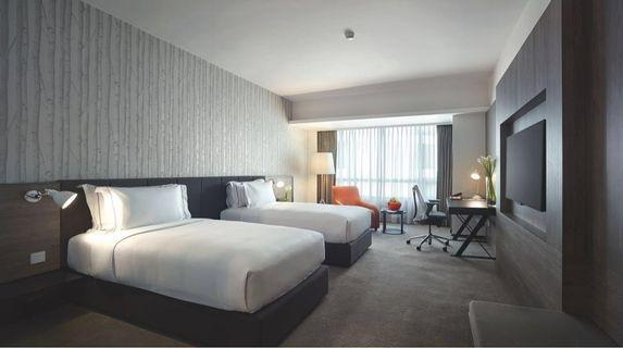 G Hotel Gurney Deluxe Room with Breakfast for 2