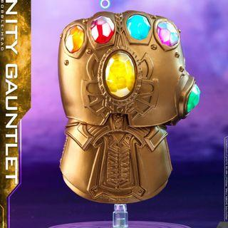 Avengers endgame cosbaby 無限手套