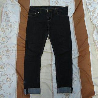 Comic Jeans Shelledge semi indigo 13Oz Strech