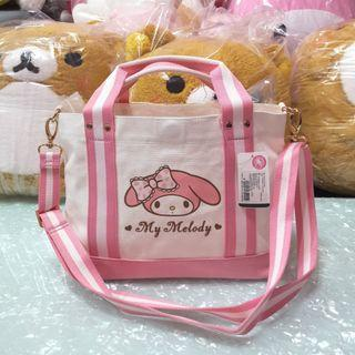 Sanrio My Melody Canvas Tote Bag