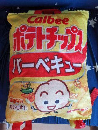 卡樂B背包 - calbee backbag - 勁cute!