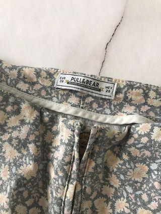 Pull&bear floral
