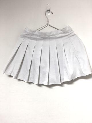 🚚 百褶裙-白色