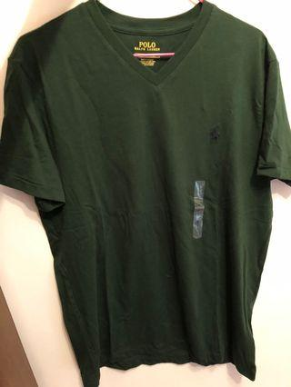 Polo Ralph Lauren - V neck tee (Men's Size)