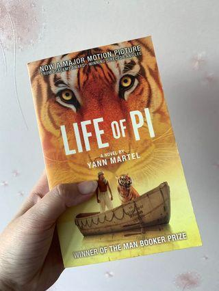 🚚 Life of Pi book