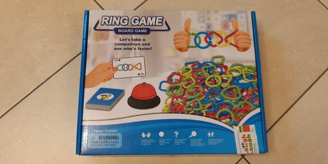100% new Ring Game