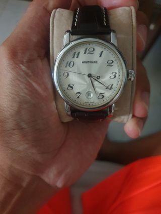 Quartz Montblanc Watch