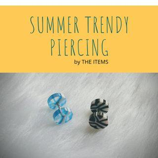 Summer Trendy Piercings