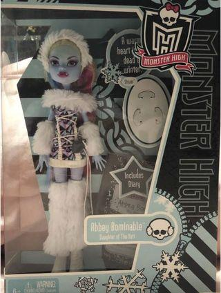 Monster High Abbey Bominable First Wave Doll