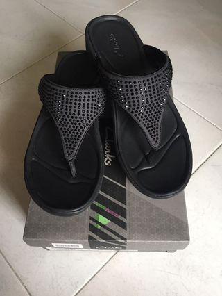 Clarks ladies sandal
