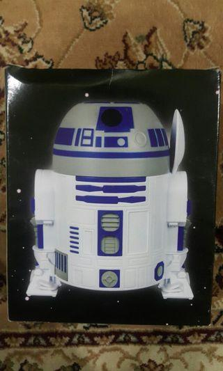 R2D2 cereal bowl