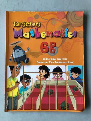 Targeting Mathematics 6B