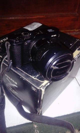 Kamera Mirrorless Fujifilm x-m1