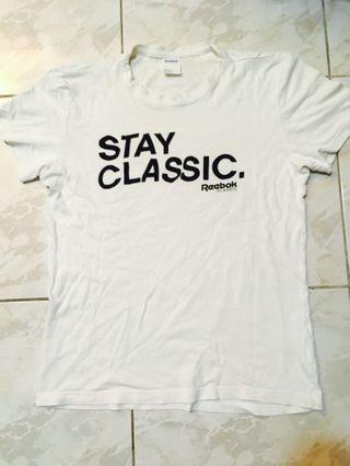 Reebok 短袖 T-shirt