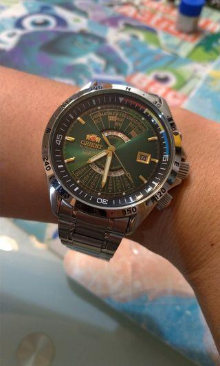 Orient Perpetual CalendarWatch 東方萬年曆手錶