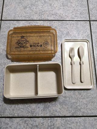 🚚 茶茶小王子小麥纖維環保餐具