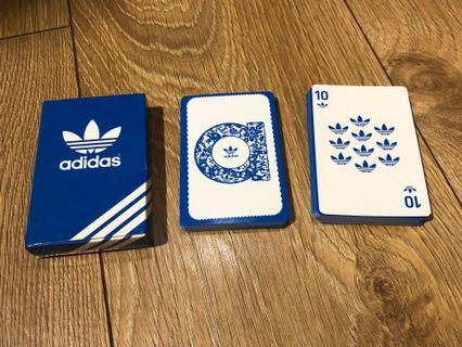 Adidas Original Cards 啤牌