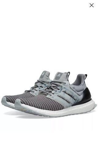 f3b331dd5 Adidas x Undefeated Ultra Boost (Shift Grey
